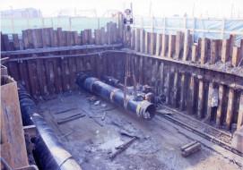 Комплекс наливных грузов в морском торговом порту Усть-Луга
