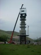 Производство обжига извести на месторождении известняка «Камышенское 2»