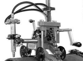Машина для резки труб «Орбита» ручная с бандажом